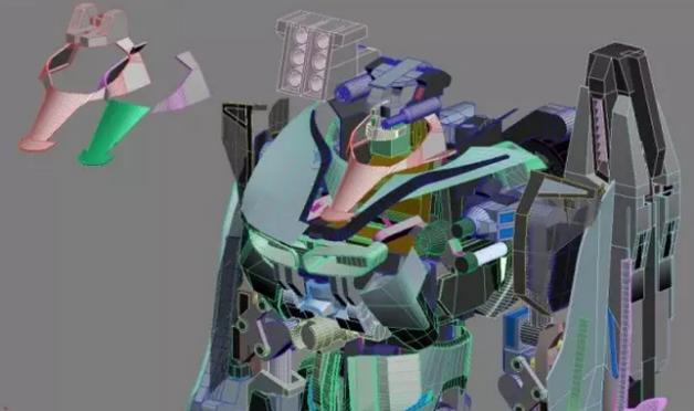 3D设计图2